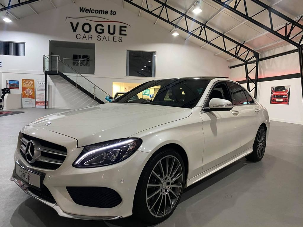 2015 Mercedes-Benz C Class C-CLASS 2.1 C250 BLUETEC AMG LINE PREMIUM Diesel Automatic  – Vogue Car Sales Derry City