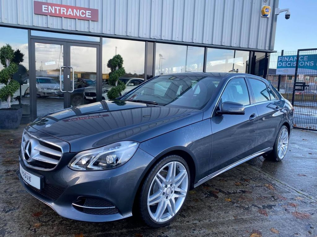 2015 Mercedes-Benz E Class E-CLASS 2.1 E220 BLUETEC SE Diesel Automatic  – Vogue Car Sales Derry City