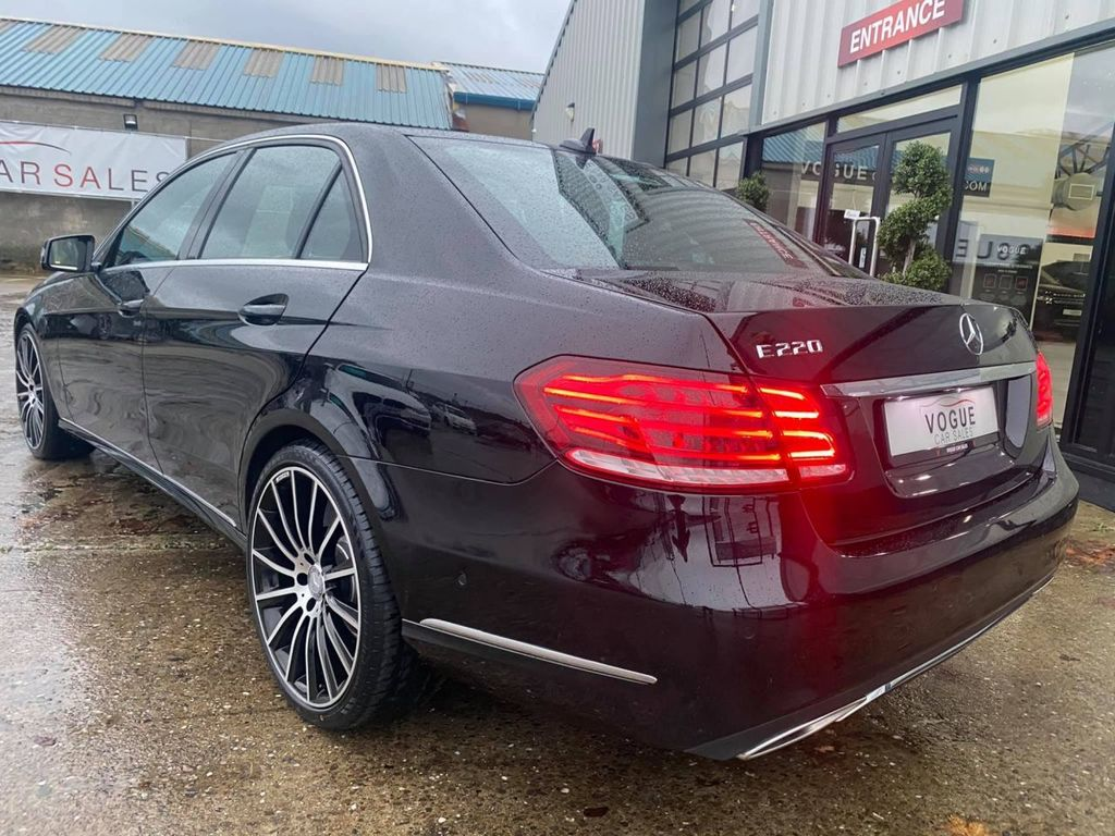 2015 Mercedes-Benz E Class E-CLASS 2.1 E220 BLUETEC SE Diesel Automatic  – Vogue Car Sales Derry City full
