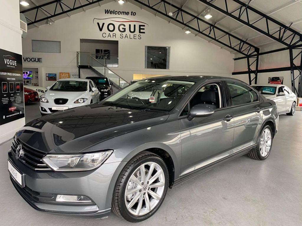 2015 Volkswagen Passat 1.6 S TDI BLUEMOTION TECHNOLOGY Diesel Manual  – Vogue Car Sales Derry City
