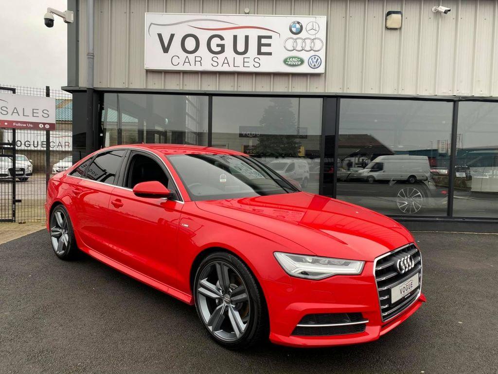 2016 Audi A6 2.0 TDI ULTRA S LINE Diesel Manual  – Vogue Car Sales Derry City