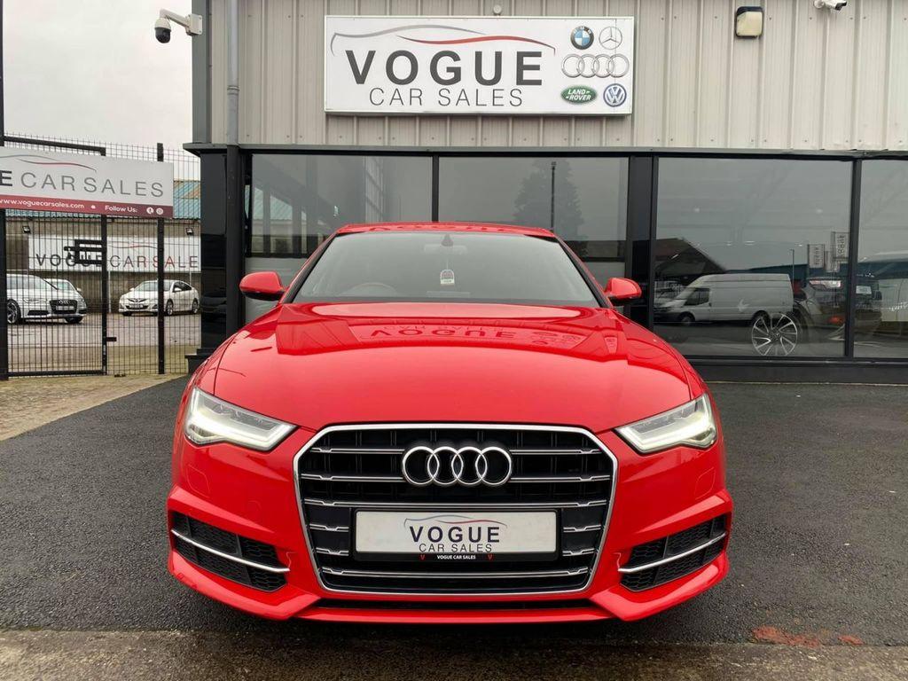 2016 Audi A6 2.0 TDI ULTRA S LINE Diesel Manual  – Vogue Car Sales Derry City full