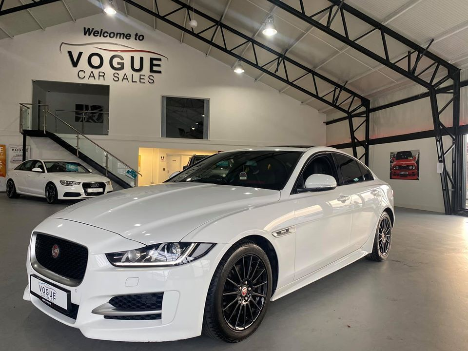 2016 Jaguar G XE 2.0 R-SPORT Diesel Automatic  – Vogue Car Sales Derry City