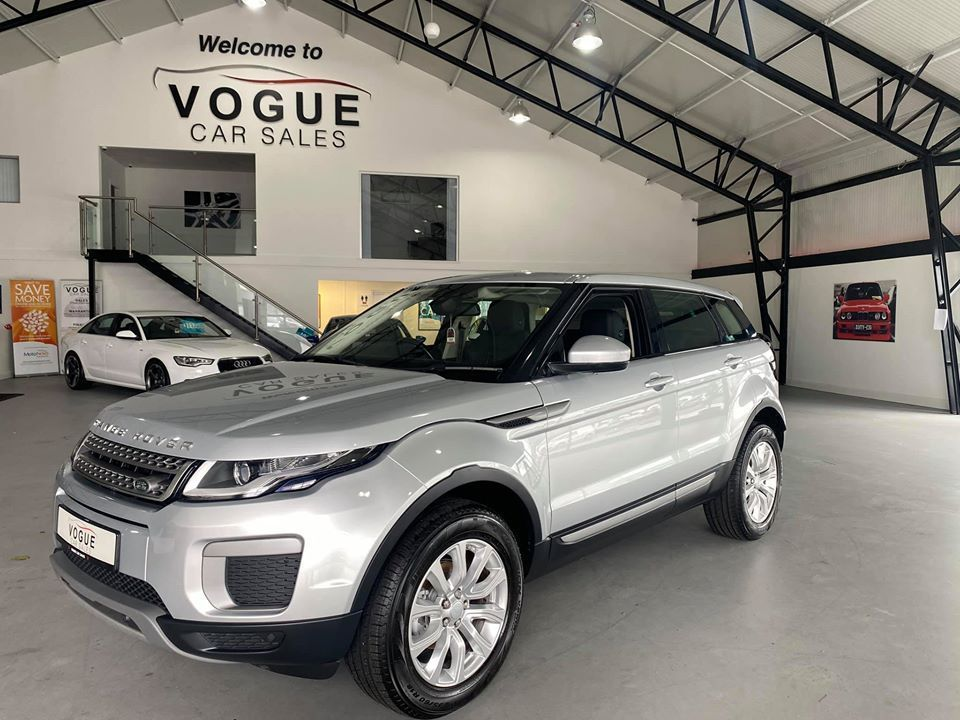 2016 Land Rover Range Rover Evoque 2.0 ED4 SE Diesel Manual  – Vogue Car Sales Derry City full