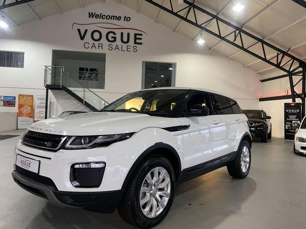 2016 Land Rover Range Rover Evoque 2.0 Diesel Other  – Vogue Car Sales Derry City full