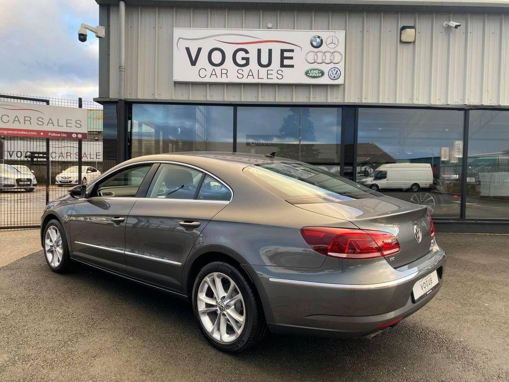 2016 Volkswagen CC 2.0 TDI BLUEMOTION TECHNOLOGY Diesel Manual  – Vogue Car Sales Derry City full