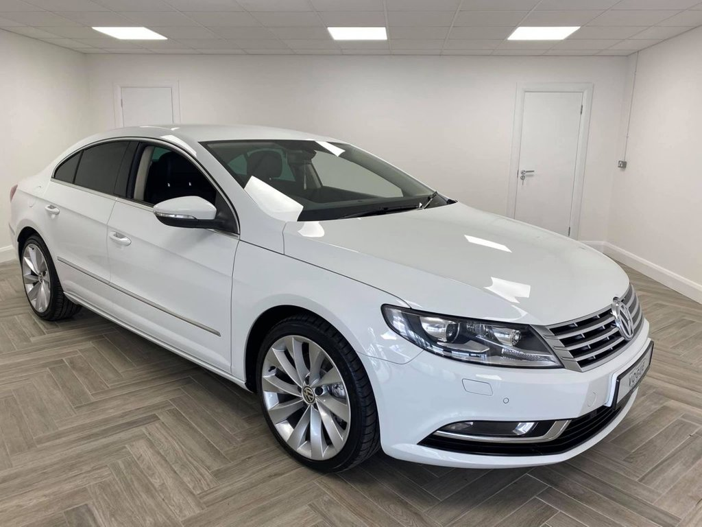 2016 Volkswagen GT CC 2.0  TDI BLUEMOTION TECHNOLOGY Diesel Manual  – Vogue Car Sales Derry City