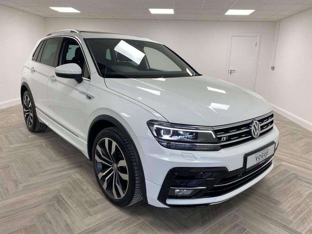 2017 Volkswagen Tiguan 2.0 R LINE TDI BMT Diesel Manual  – Vogue Car Sales Derry City