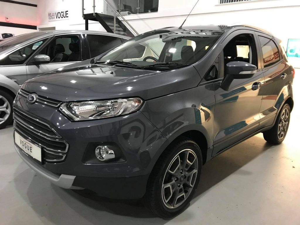 2016 Ford Ecosport 1.5 TITANIUM TDCI Diesel Manual  – Vogue Car Sales Derry City