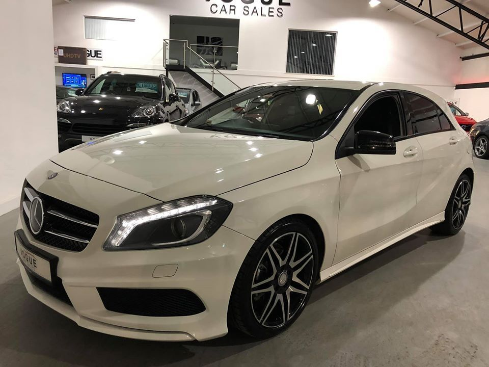 2013 Mercedes-Benz A Class A-CLASS 1.8 A200 CDI BLUEEFFICIENCY AMG SPORT Diesel Manual  – Vogue Car Sales Derry City
