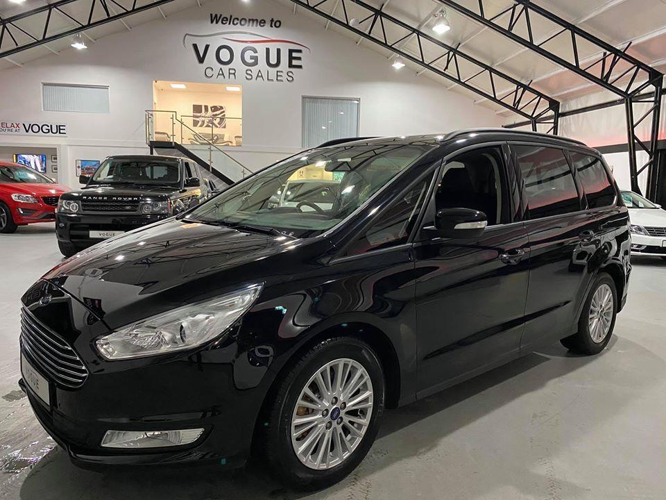 2016 Ford Galaxy 2.0 ZETEC TDCI Diesel Semi Auto  – Vogue Car Sales Derry City